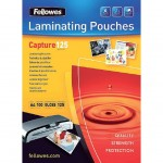 Pochette plastification A4 125 microns - Par 25